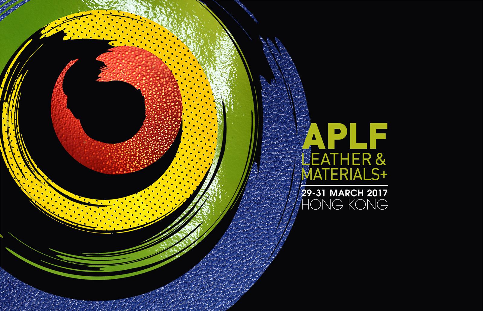 APLF LEATHER&MATERIALS+ 2017 HONG KONG