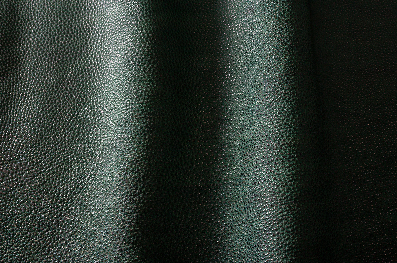 KUROZAN LEATHER KIWAMI JEWELGREEN